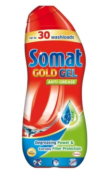 SOMAT GOLD Perfect gel do myčky 600ml