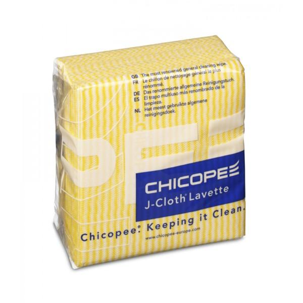 CHICOPEE J-CLOTH LAVETTE 34x36cm utěrka ŽLUTÁ