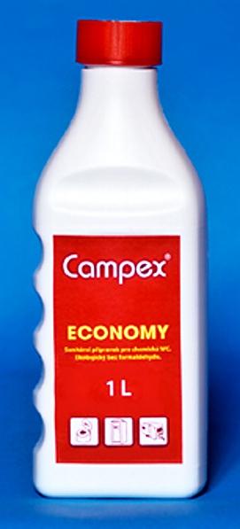 CAMPEX ECONOMY 1l do chemického WC