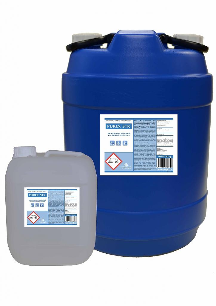 PUREX STR 40kg čistící prostředek