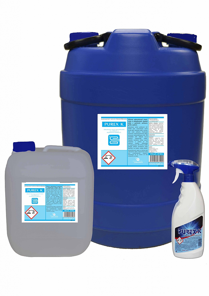 PUREX K 10kg pro konvektomaty