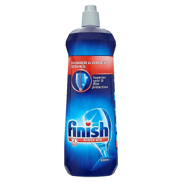 FINISH oplachovač 800ml