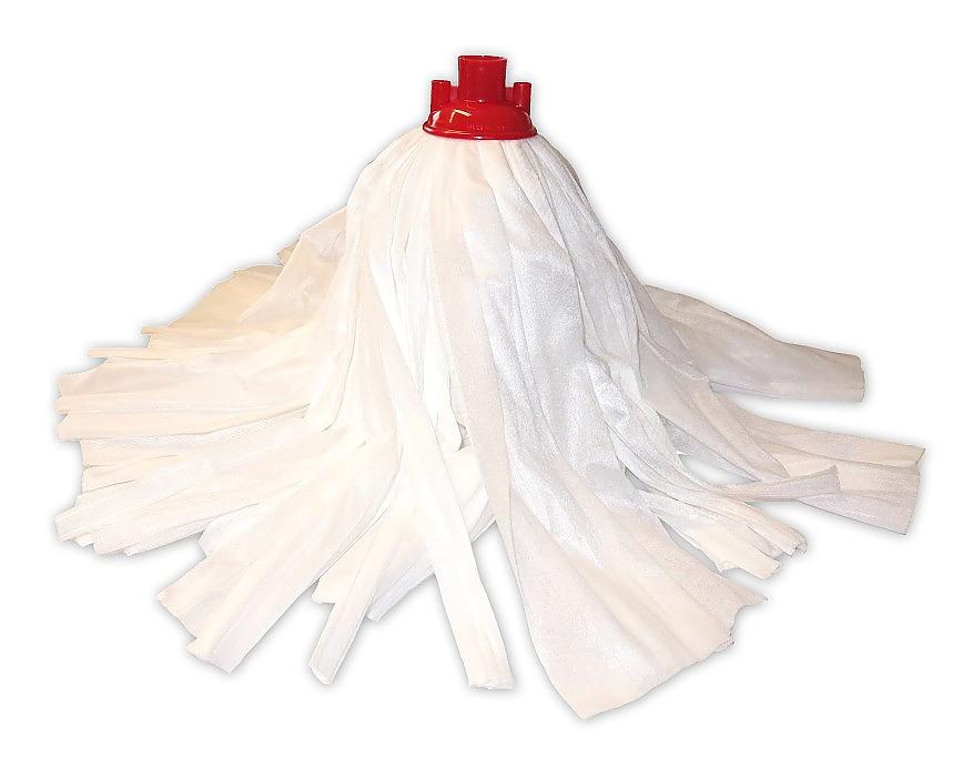 MOP EKOLOGICKÝ 140g pásky bílé