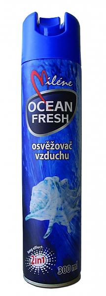 Miléne OCEAN FRESH 300ml osvěžovač vzduchu sprej