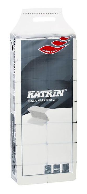 KATRIN RESTA UBROUSKY 15,5x25,5cm 2-V bílé 91318