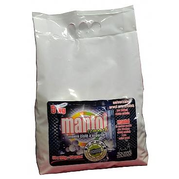 MANTOL 5kg - enzymatický univerzální prací prášek