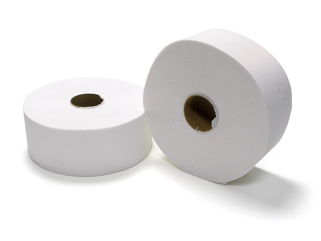 ALTER COMFORT JUMBO 190 toal.papír 2V bílý 75%