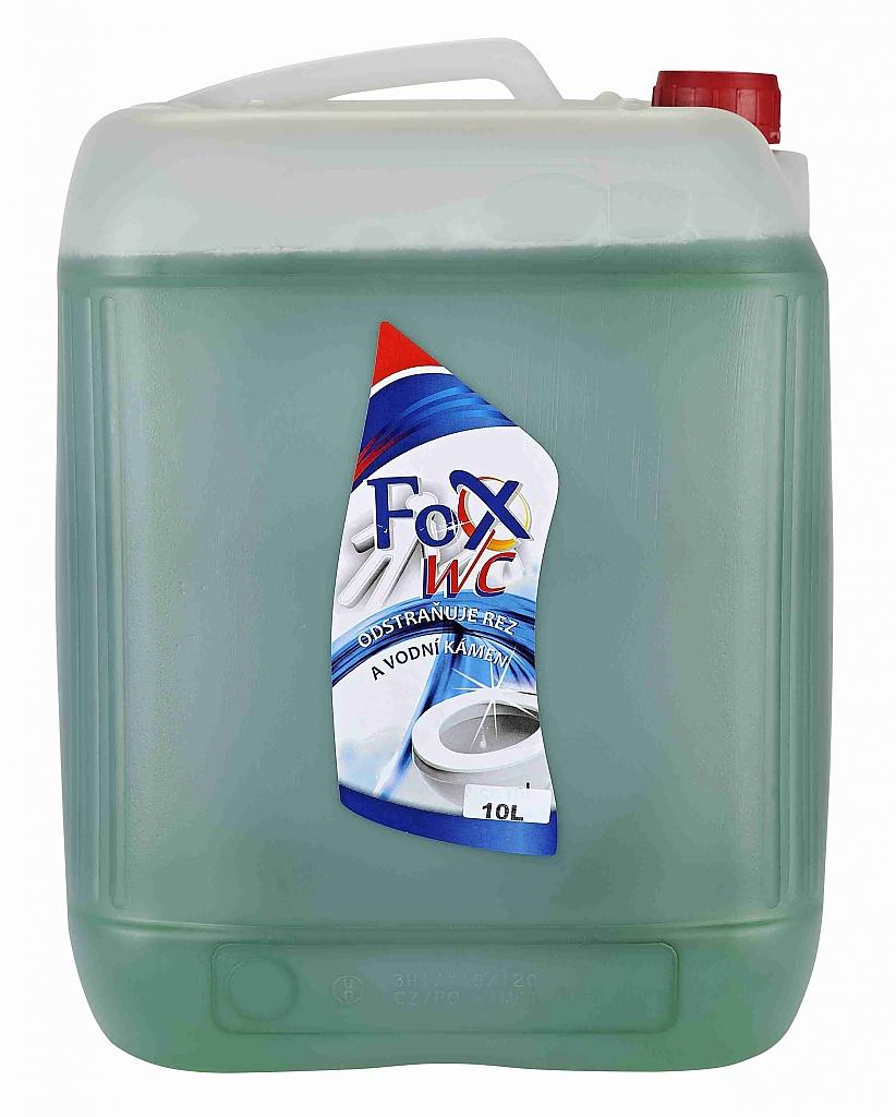 FOX WC čistič 10l