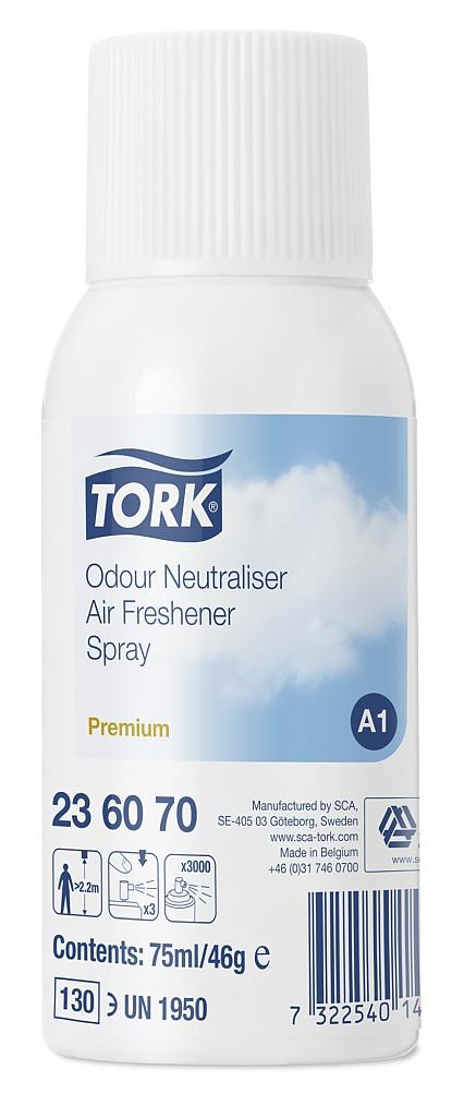 TORK PREMIUM air freshener ODOUR NEUTRALISER 75ml
