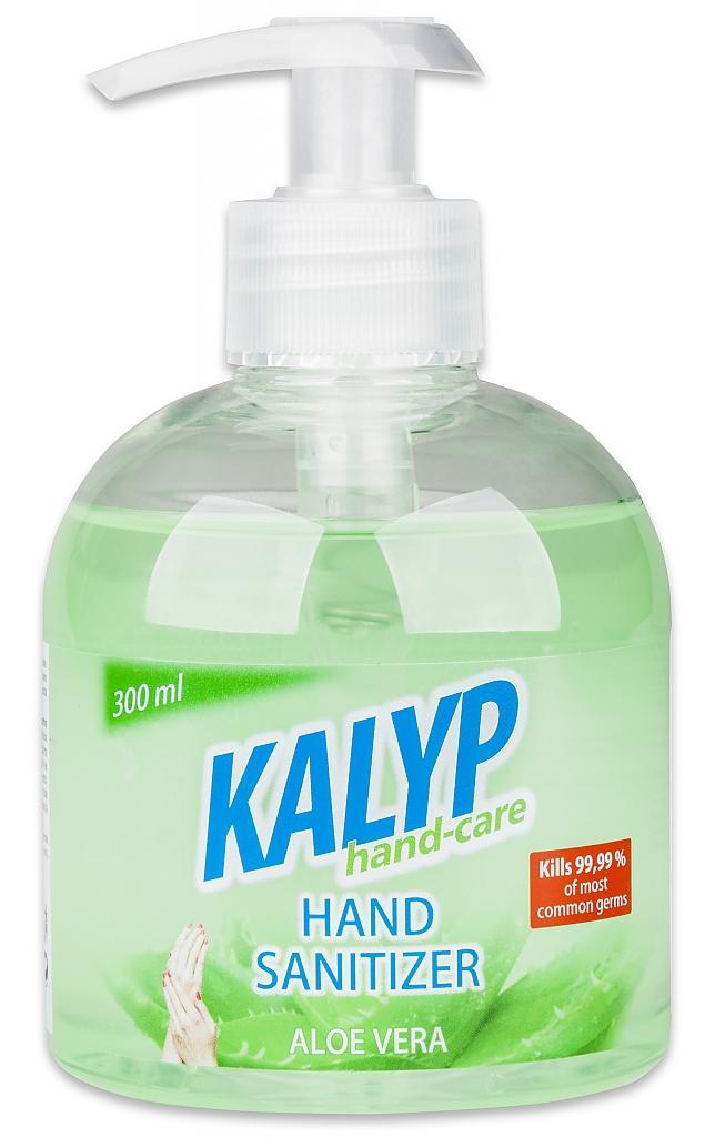 KALYP HAND SANITIZER 300ml dezinfekční gel na ruce