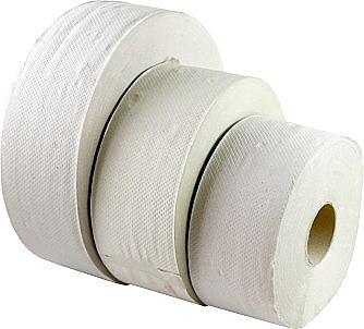 JUMBO 190 toaletní papír 1V šedý PJ19