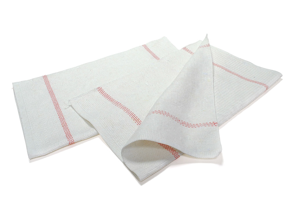 MISTRAN mycí hadr 60x70 bílý