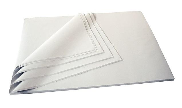 PAPÍR BALÍCÍ bílý přebalovaný 90g 70x100cm