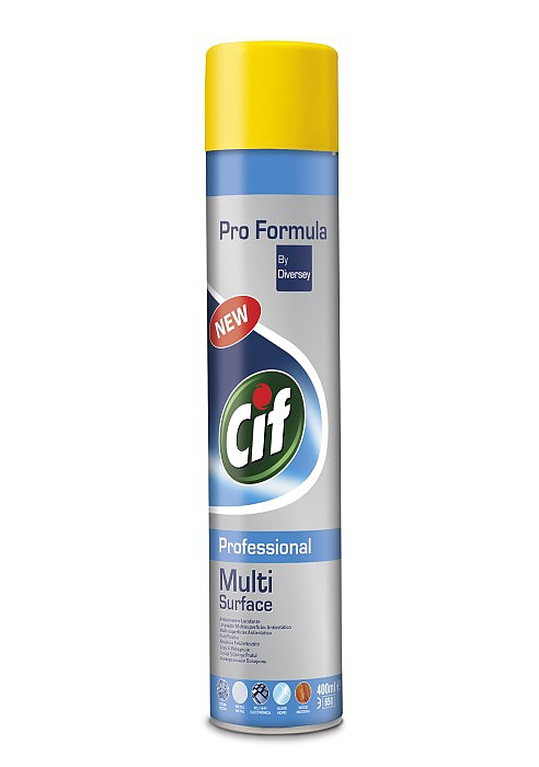 CIF MULTISURFACE MODRÉ 400ml spray
