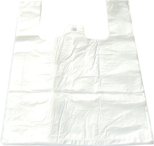 TAŠKA 5kg TRANSPARENTNÍ blokovaná HDPE 100ks