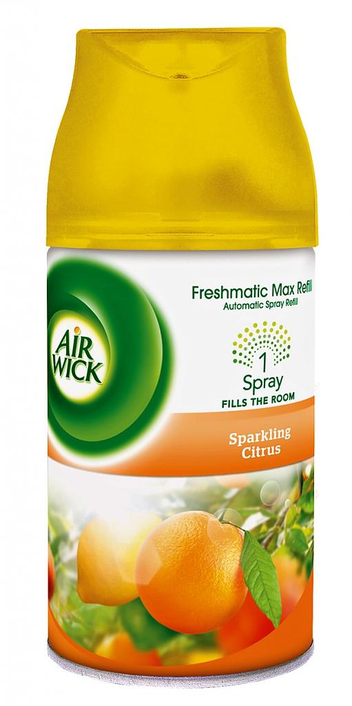 AIRWICK Freshmatic osvěž. NÁPLŇ Citrus