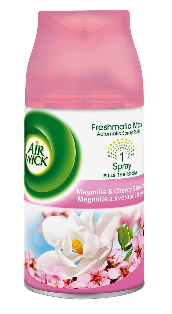 AIRWICK Freshmatic osvěž. NÁPLŇ Magnolia a Třešeň
