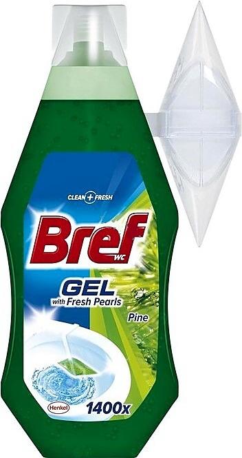 BREF WC GEL komplet 360ml PINE