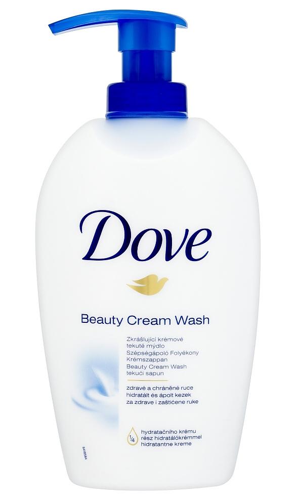 DOVE tekuté mýdlo s pumpičkou 250ml