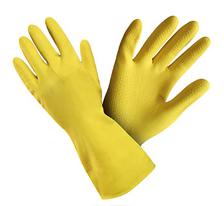 RUKAVICE GUMOVÉ nové žluté - M