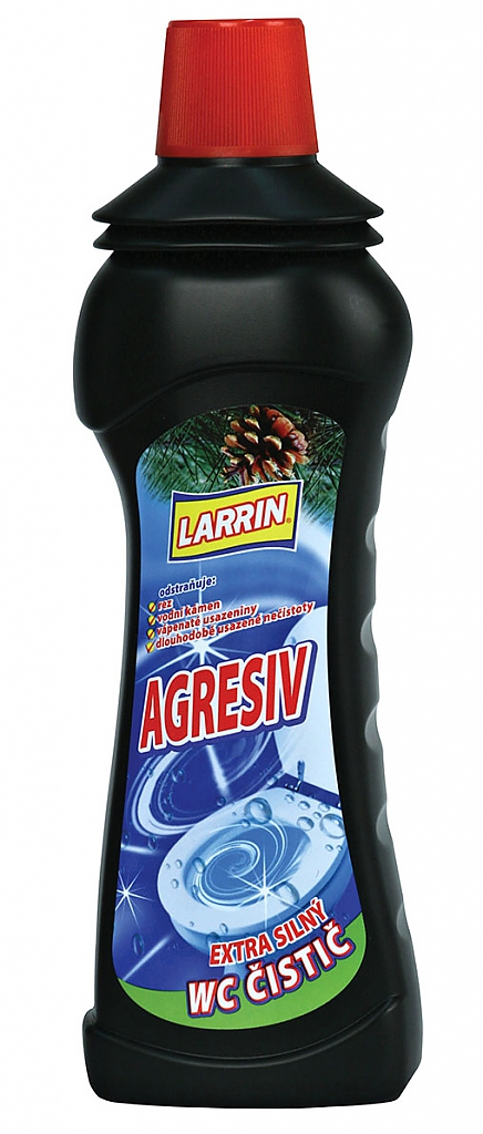 LARRIN WC 750ml Agresiv