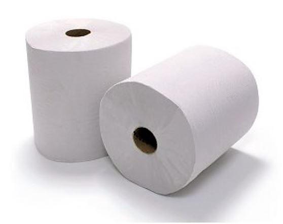 ALTER COMFORT pap.ručníky role MAXI bílé 2-V 120m