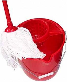 WETmop SET 12l s mopem 180g bavlna