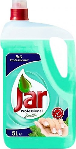 JAR PROFESSIONAL Sensitive 5l na nádobí