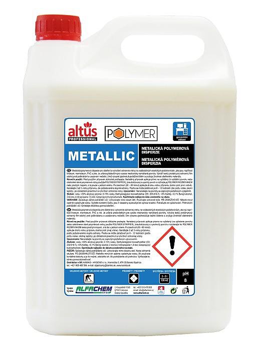 ALTUS Professional POLYMER Metallic vosk 5l