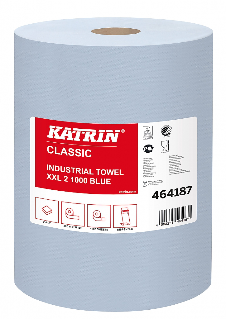 KATRIN CLASSIC XXL2 BLUE LAM. prům.role 1000 útr.