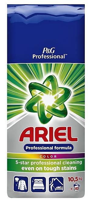 ARIEL Professional 10,5kg prací prášek 140 PD