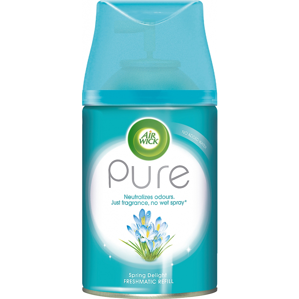 AIRWICK Freshmatic NÁPLŇ PURE Spring Delight