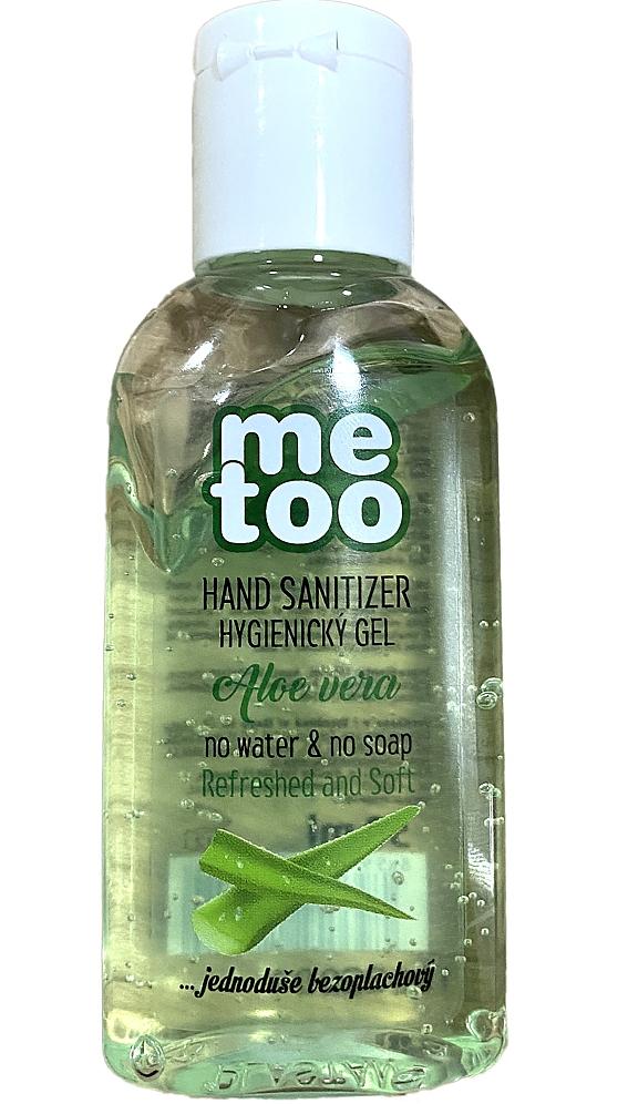 ME TOO HAND SANITIZER 50ml ALOE VERA gel na ruce