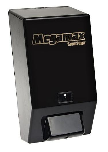 Dávkovač gelu MEGAMAX černý 4l