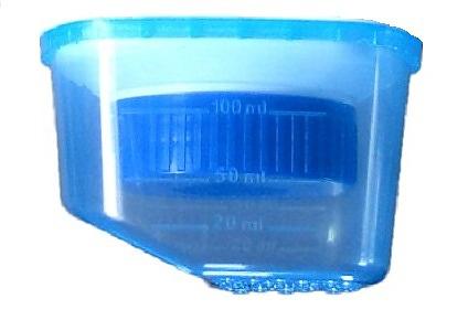 ODMĚRKA 100ml k dezinfekčním přípravkům