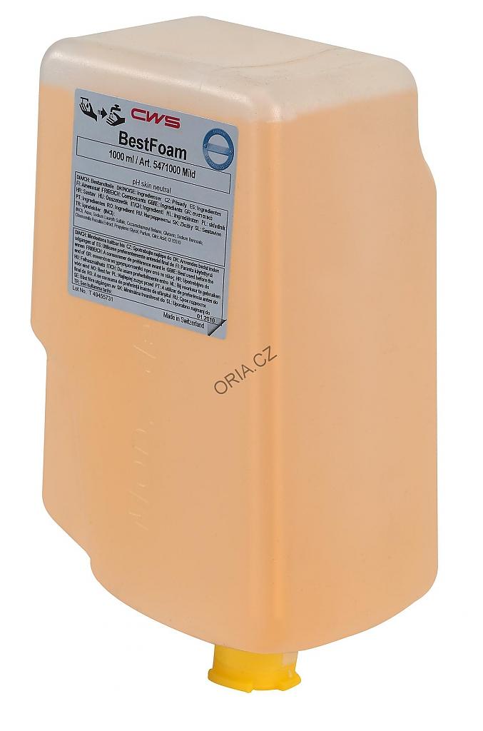 CWS FOAM MILD pěnové mýdlo 1l