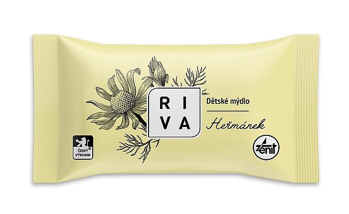 MÝDLO DĚTSKÉ 100g heřmánkové RIVA
