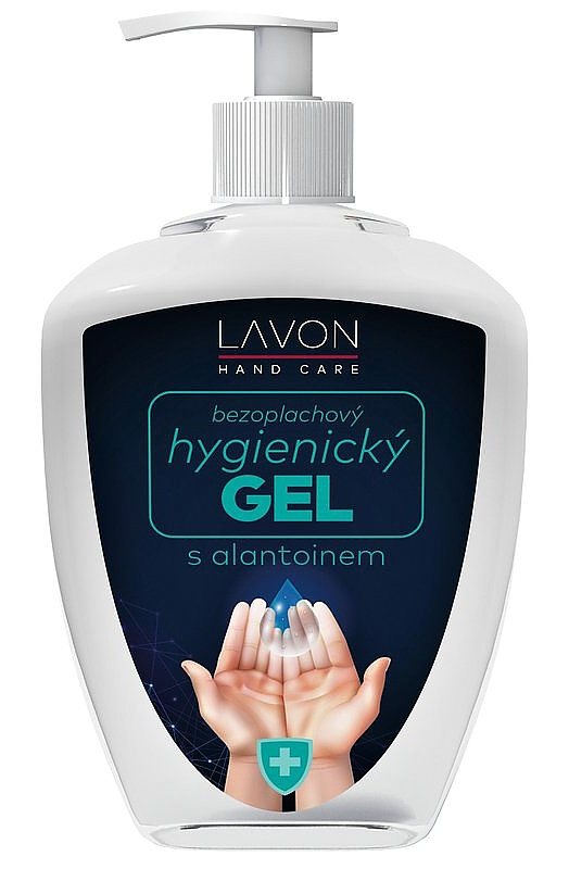 LAVON hygienický gel 500ml s pumpičkou