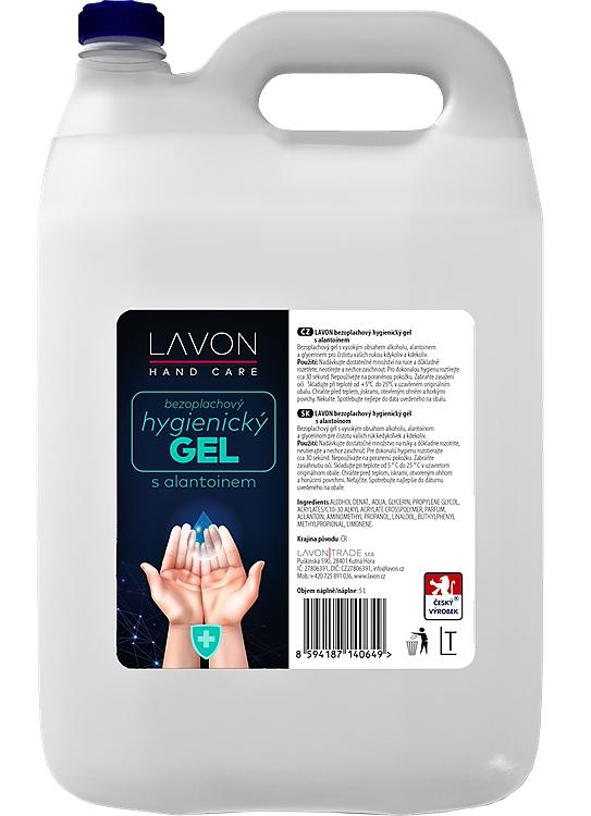 LAVON hygienický gel 5l