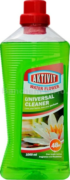 AKTIVIT WATER FLOWER 1l universal cleaner