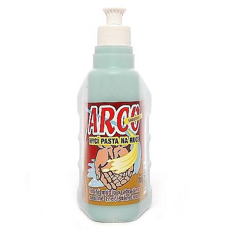 ARCO industrial 500g tekuté mýdlo s abrazivem