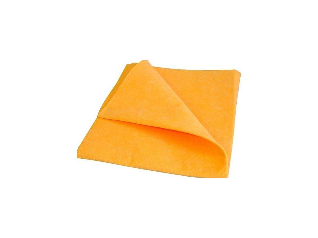 PETRA 60x70 oranžový hadr 160g/m2 TENKÝ