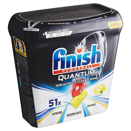 FINISH QUANTUM ULTIMATE tablety do myčky 51ks