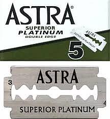 ASTRA žiletky náhradní 5ks