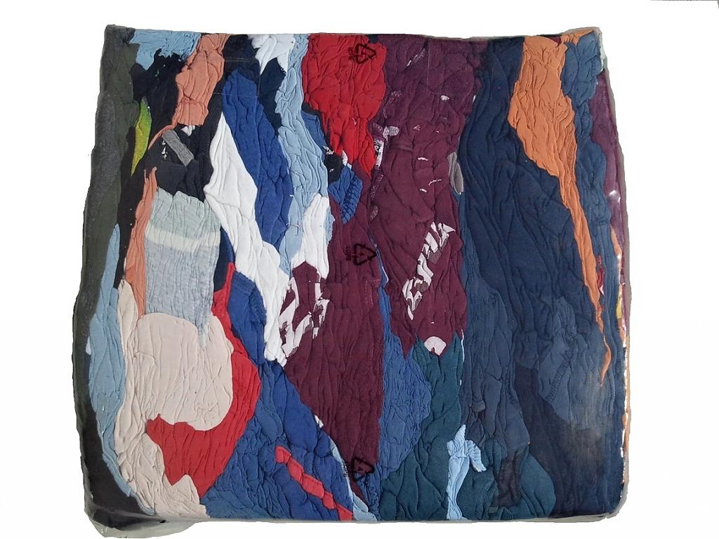 HADRY ČISTICÍ bavlna BT barevné - pytel 10kg