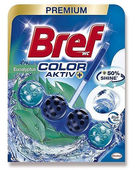 BREF kuličky WC BLUE AKTIV 50g