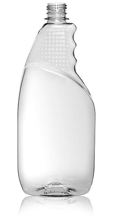Láhev PET NR 48 500ml čirá na rozprašovač