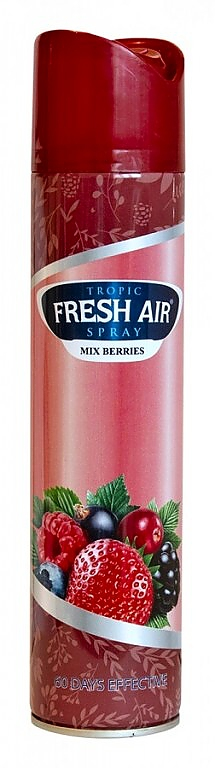 FRESH AIR osvěžovač spray 300ml MIX BERRIES