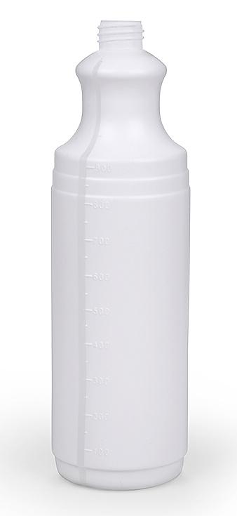 Láhev H06 1l bezpečnostní bílá