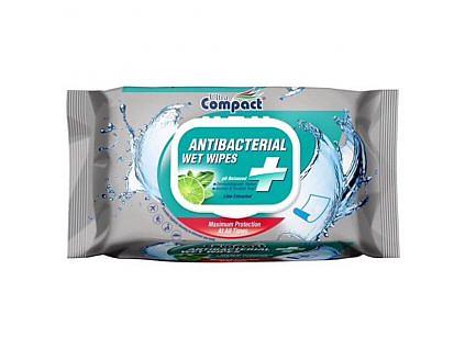 ARSAN antibakteriální vlhčené ubrousky 100ks